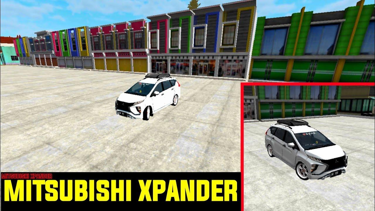 840 Download Mod Bussid Mobil Mitsubishi Xpander Terbaik