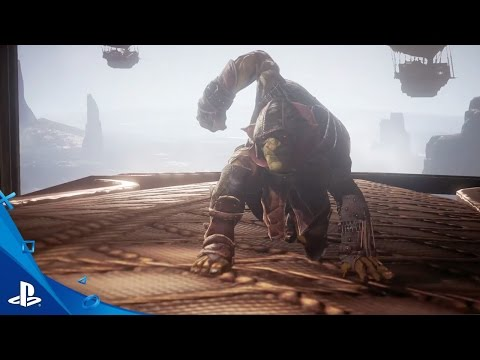 STYX: Shards of Darkness - Gameplay Overview Trailer   PS4