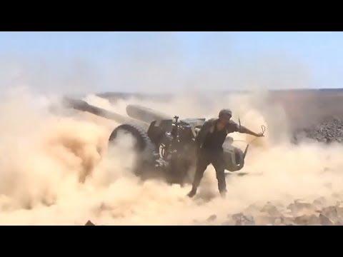 SAA can not break through the ISIS defense in Al-Safa Canyon