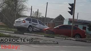 """На """"Варшавці"""" біля Коростеня - ДТП"""
