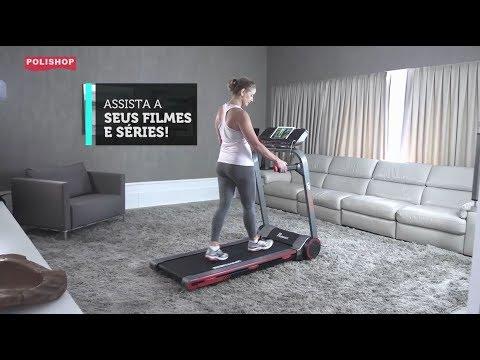 0722f6bf33 Esteira Smart Runner Upfitness - Vídeo Completo
