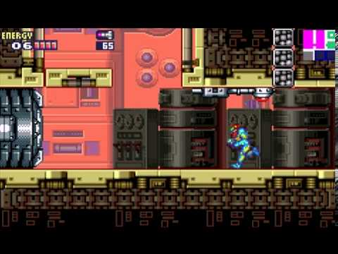 Metroid Fusion Part V: Sector 3 - PYR