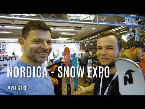 Nordica kolekcja 19/20 - Targi SNOW EXPO