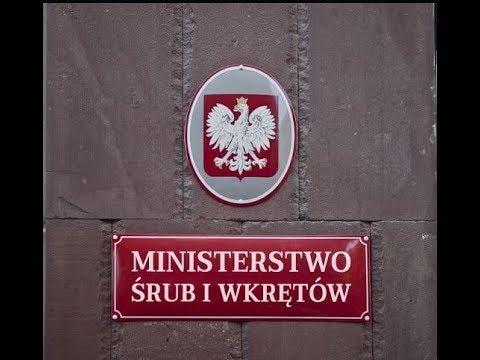Ministerstwo Śrub i Wkrętów – Janusz Korwin-Mikke