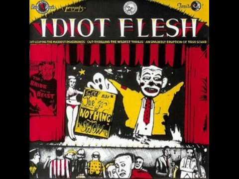 idiot flesh- puppet theatre