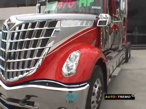 International Lonestar Tracto Camiones Usa Arequipa Youtube