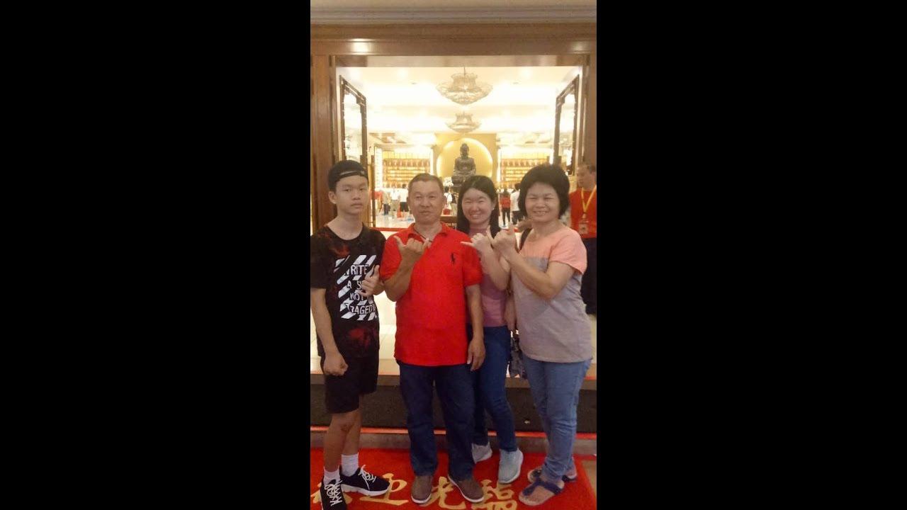 Part 2: CNY 2019 @ Fo Guang Shan (FGS) Dong Zen Temple, Jenjarom, Banting ~  Mahalo JC