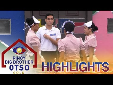 PBB OTSO Gold: Team JC, sumalang sa on the job training sa bahay ni Kuya