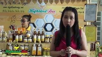 Mật ong Cao Nguyên Highlandbee - mật ong nguyên chất hàng đầu Việt Nam