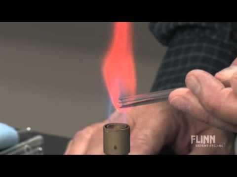 How To Cut, Fire Polish & Bend Glass Tubing