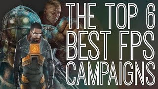 6 Best Single-Player FPS Campaigns - The Gist
