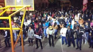 """Los Rayos De Oaxaca """"FLOR DE PIÑA"""" En San Antonio Huitepec Oaxaca"""