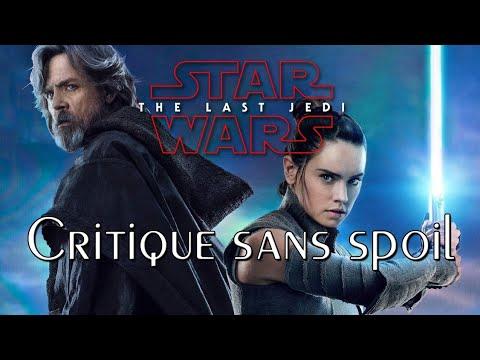STAR WARS 8 - THE LAST JEDI / LES DERNIERS JEDI : Critique sans spoil