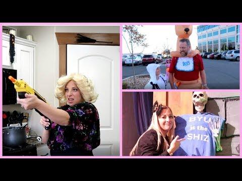 Halloween Family Fun | Housewife Life