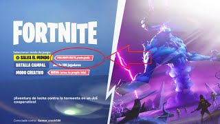 "All information about ""Save the World"" for FREE FORTNITE"