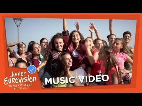 NICOLE NICOLAOU - I WANNA BE A STAR - CYPRUS 🇨🇾 - OFFICIAL MUSIC VIDEO - JUNIOR EUROVISION 2017