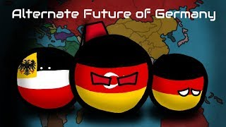 Alternate Future of Germany Part 1: The rise and fall of Islamic Germany