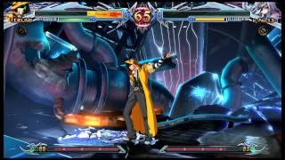 BlazBlue Chronophantasma Extend PS4 Gameplay