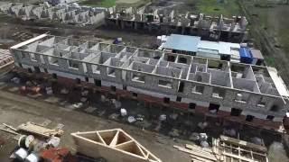 Ход строительства: Март, 2016 | Таунхаусы