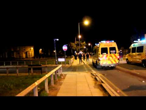 Battle of smithdown road part 5 - Liverpool Riot - Toxteth