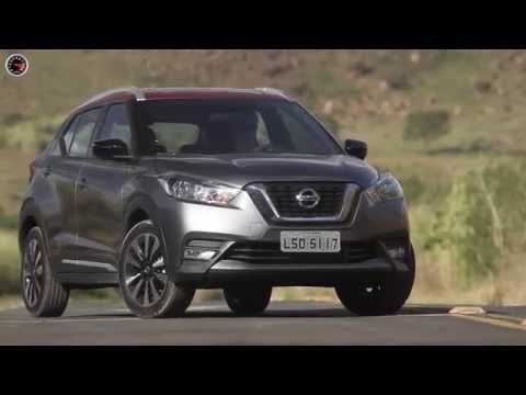 Teste do Nissan Kicks e comparação com Honda HR-V