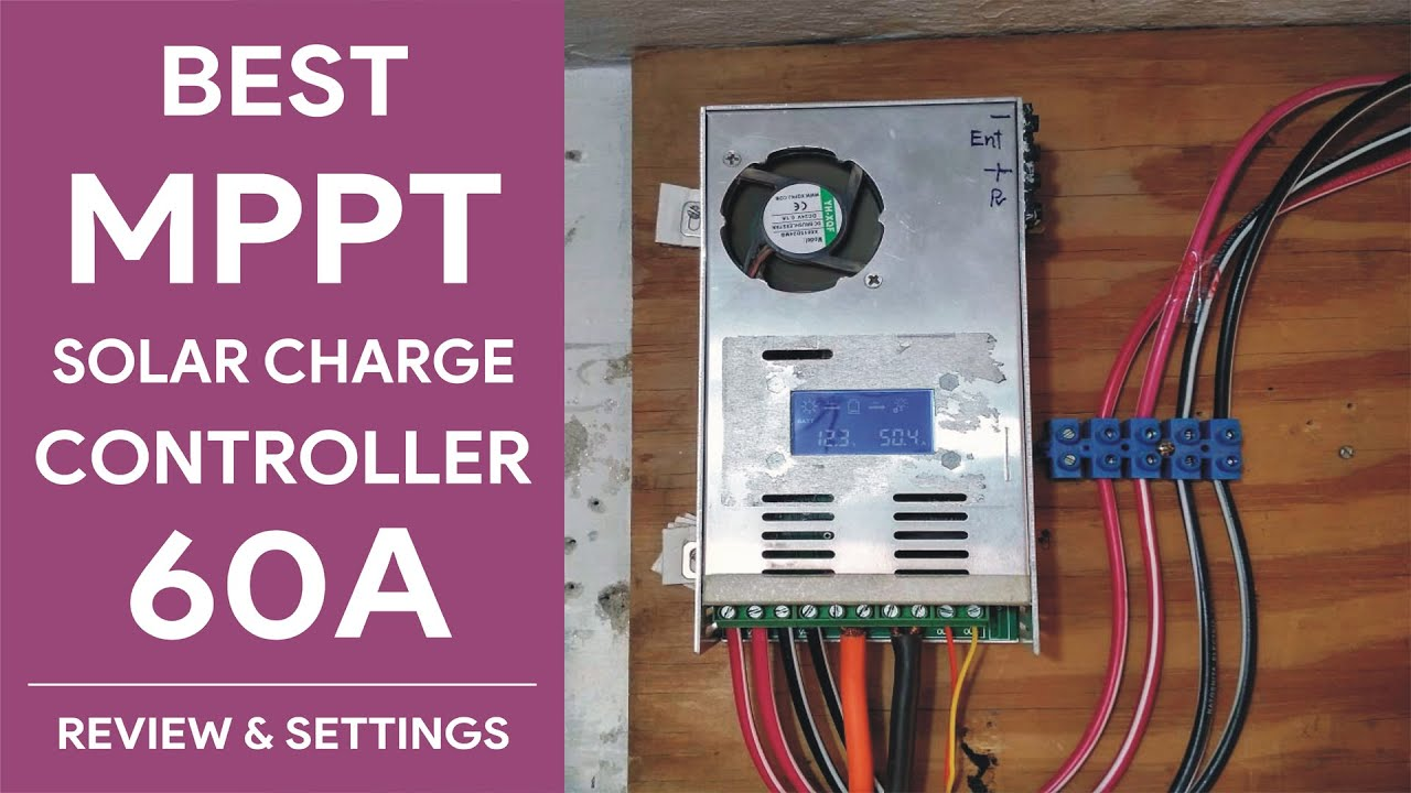 Mppt Solar Charge Controller Powmr 60a Full Review And Settings Youtube You can adjust your cookie preferences at the bottom of this page. mppt solar charge controller powmr 60a