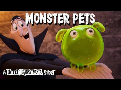 Hotel Transsylvanië Op Zijn Kop - Monster Pets [Nederlands gesproken]