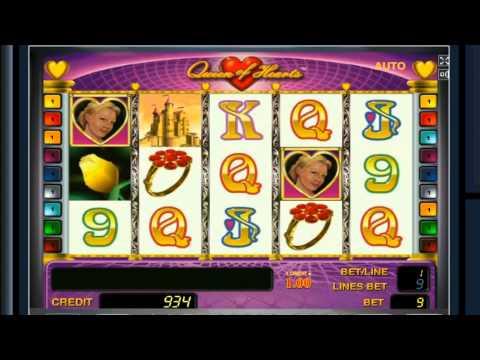 Игровой автомат Королева Сердец - обзор от клуба IgrovoyZal.comиз YouTube · С высокой четкостью · Длительность: 1 мин14 с  · Просмотров: 105 · отправлено: 8/22/2014 · кем отправлено: Бесплатные игровые автоматы от Igrovoizal.com