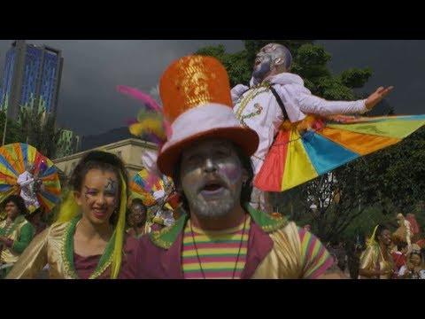 World's largest theater festival underway in Bogota