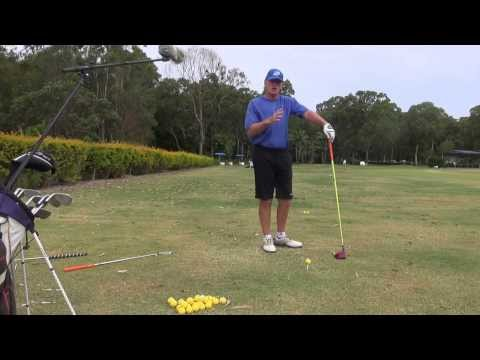 Putting To Driver Swing Mechanics
