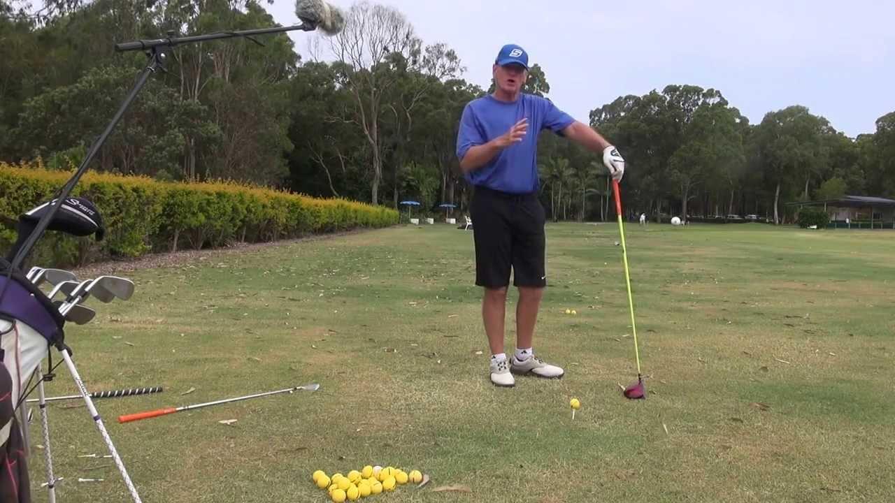 Putting To Driver Swing Mechanics - YouTube