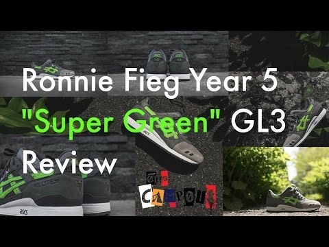 afe90ced2b8d Ronnie Fieg X Asics Gel Lyte 3