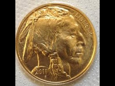 American Gold Buffalo Sales Lowest Ever in 2017