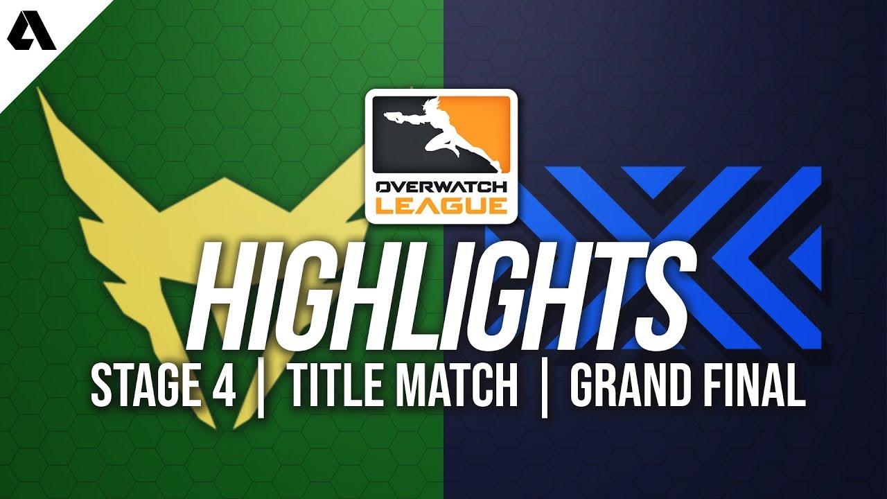 overwatch league finals date