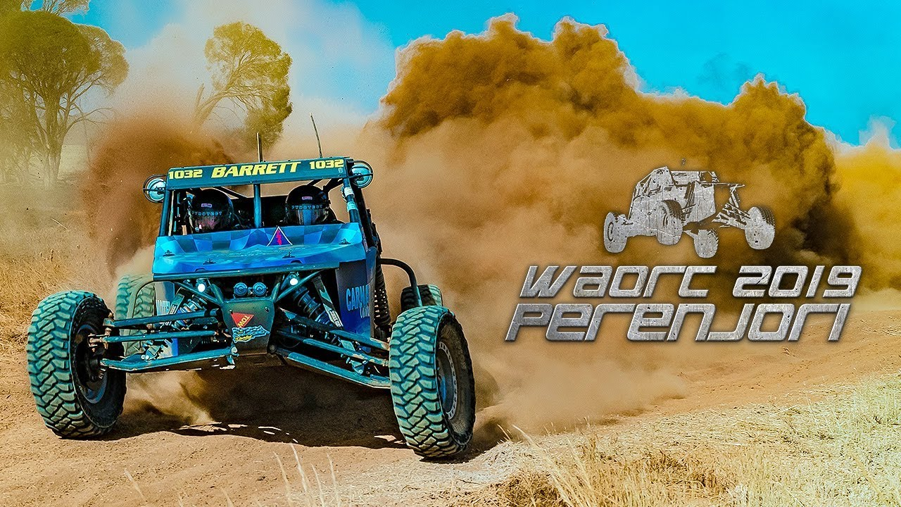 West Australian Off Road Racing Perenjori 360 2019 Full Edit