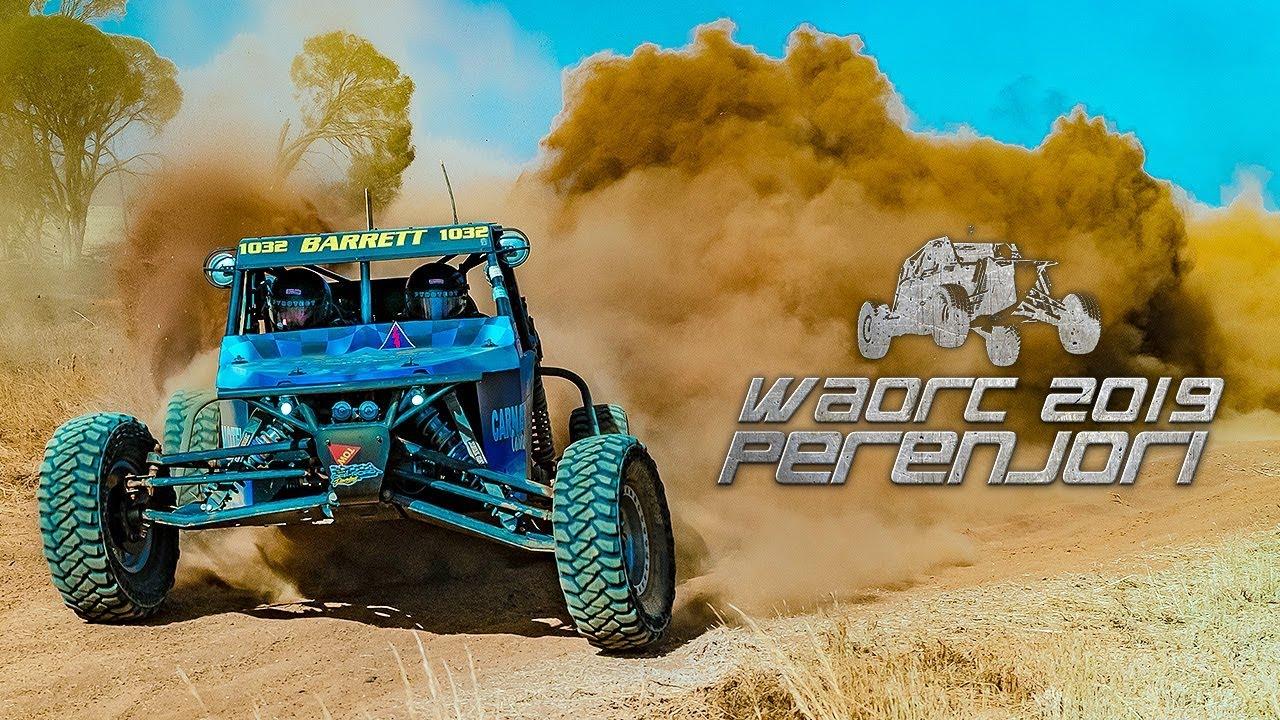West Australian Off Road Racing Perenjori 360 2019 Full Edit
