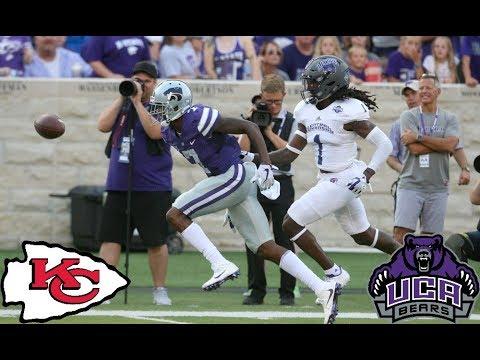 II Tremon Smith 2017 Highlights II Kansas City Chiefs 6th Round Selection