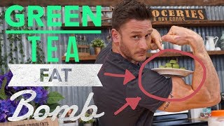 Matcha Keto Fat Bomb Snack Recipe: Oxidize More Fat- Thomas DeLauer