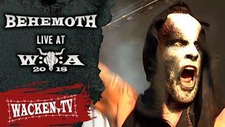 Behemoth - 2 Songs - Live at Wacken Open Air 2018