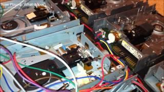 Gambar cover Arduino - Portable Floppy Drive MIDI Player (8 Drives)