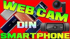 Foloseste Telefonul Ca Web Cam sau Camera de Supraveghere