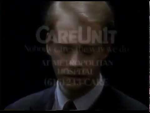 CareUn1t drug rehab commercial (1989)
