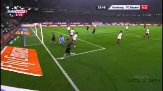 Тони Кроос видео гол  Гамбург   Бавария  Чемпионат Германии по футболу 10 тур(http://goo.gl/I3EOu7., 2014-09-29T08:13:19.000Z)