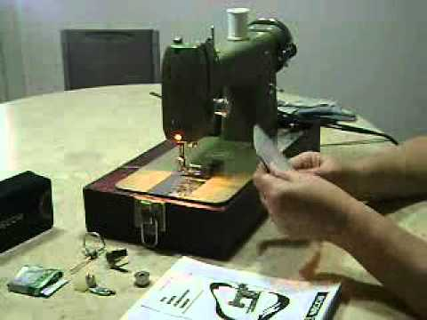 Necchi BF MIRAwmv YouTube Mesmerizing Necchi Bf Mira Sewing Machine