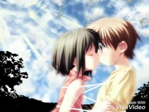 Boy And Girl Kiss Wallpaper اغنيه هنديه رومنسيه لكاجول مع صور انمي Youtube