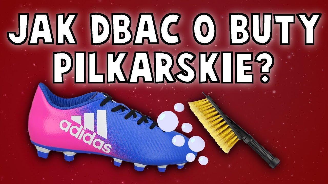 Jb Footballers Poradnik Jak Czyscic I Dbac O Buty Pilkarskie Youtube