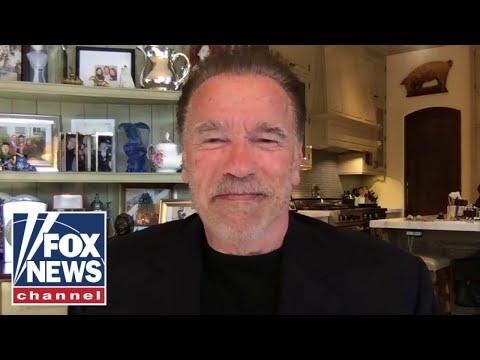 Arnold Schwarzenegger talks GOP movement for practical environmentalism