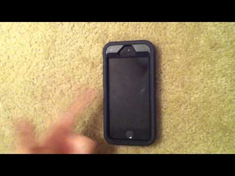 How To Take Off Otterbox Case for iPhone 5, 5s, and SE