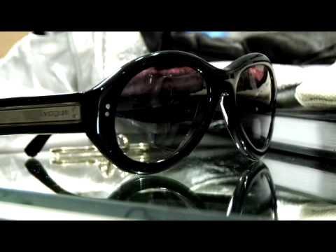 Vogue Eyewear CFDA Video