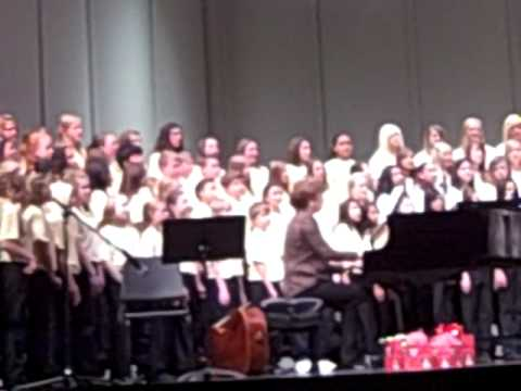 CitySide Middle School Choir Concert